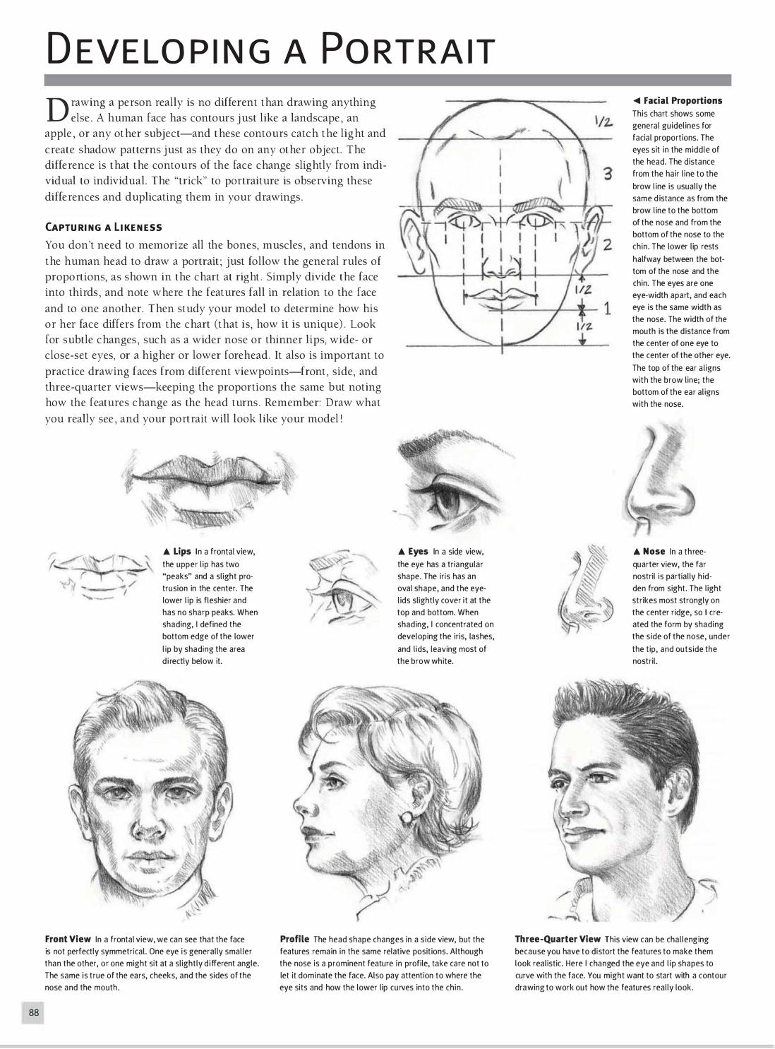 The Art Drawing People By Alba R Issuu
