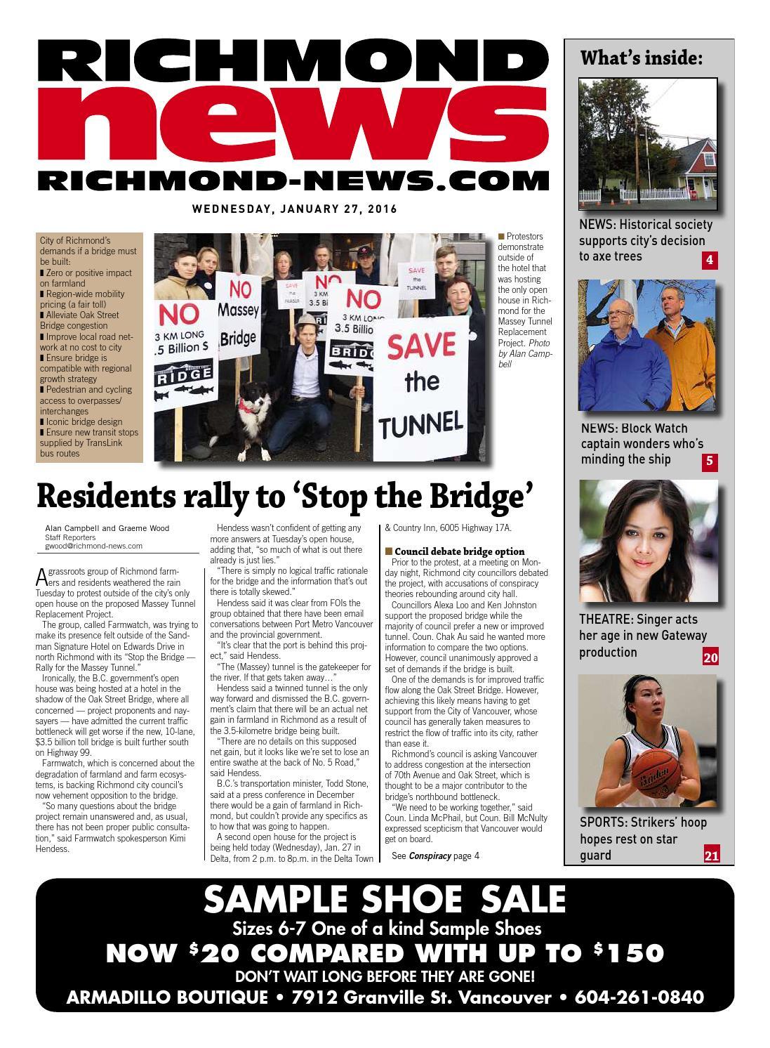 Richmond News January 27 2016 by Richmond News - issuu