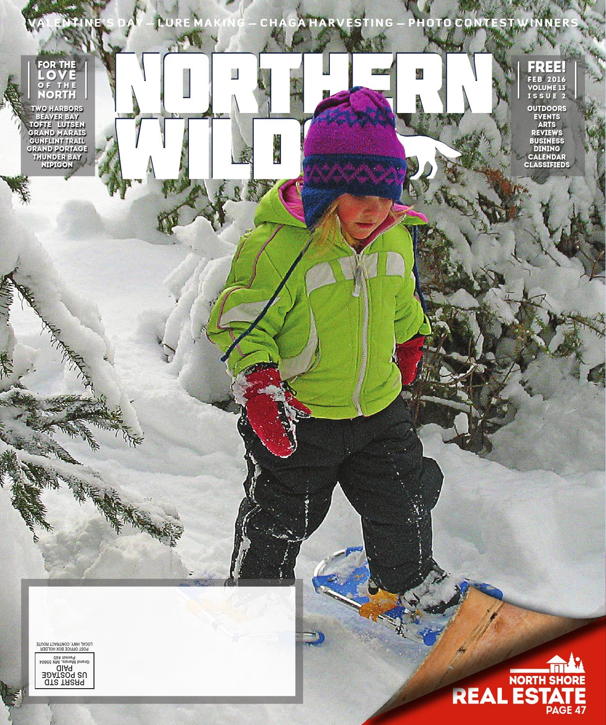 f4e999171db Northern Wilds February 2016 by Northern Wilds Magazine - issuu
