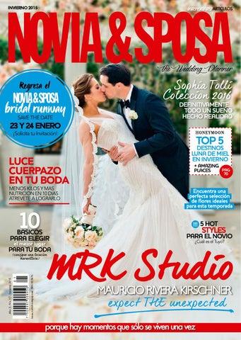 9e4b015d84 Novia Sposa 17a edicion by Novia Sposa - issuu