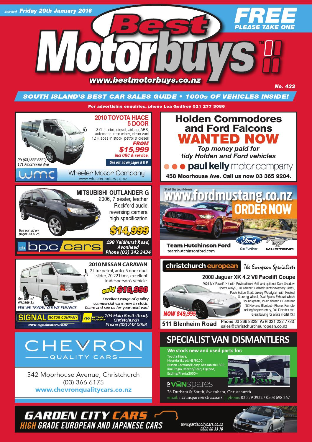 265ce8d54a Best Motorbuys 29-01-16 by Local Newspapers - issuu