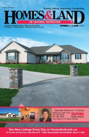 homes land of central tennessee vol 22 issue 1 by homes land of rh issuu com