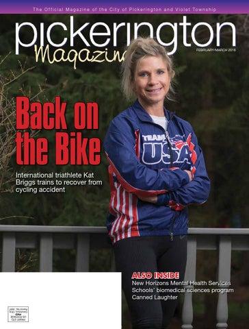 Pickerington Magazine February March 2016 By Cityscene Media Group
