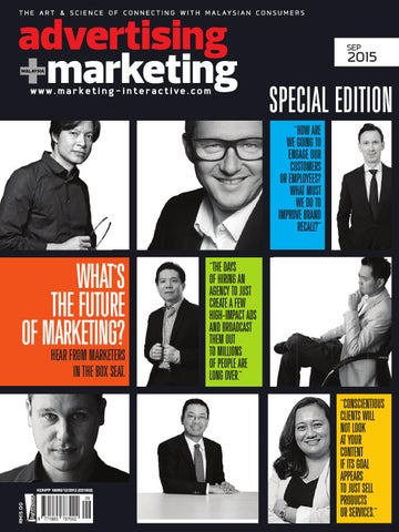 fb0a06733d0 Advertising + Marketing MY - Sep 2015 by Marketing Magazine Group ...