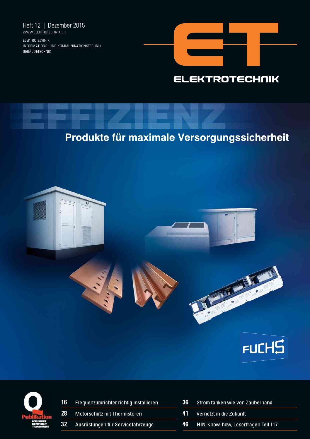 ET_12/15 by AZ Fachverlage AG - issuu