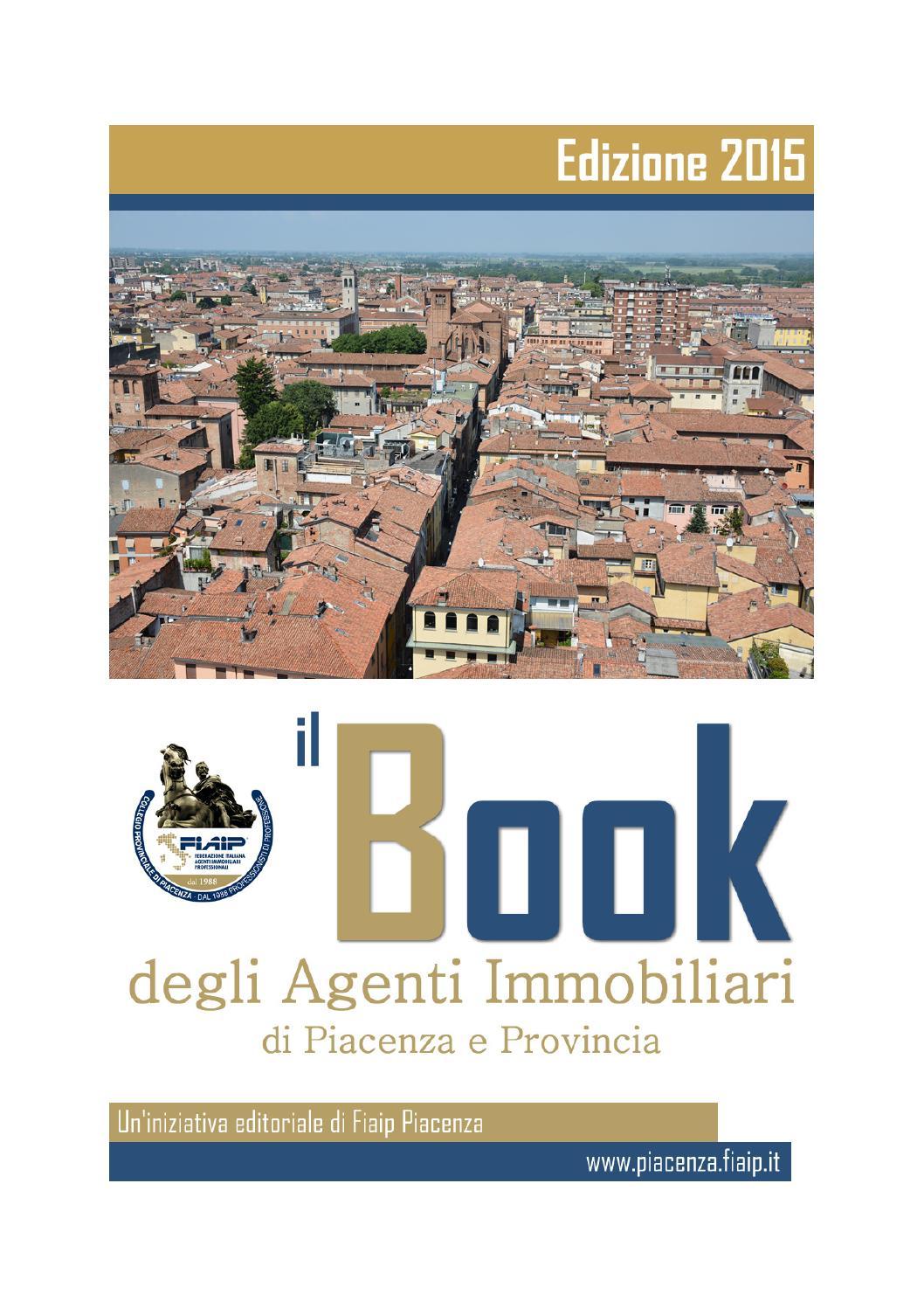 Agenti Immobiliari Trento book online degli agenti immobiliari fiaip di piacenza e