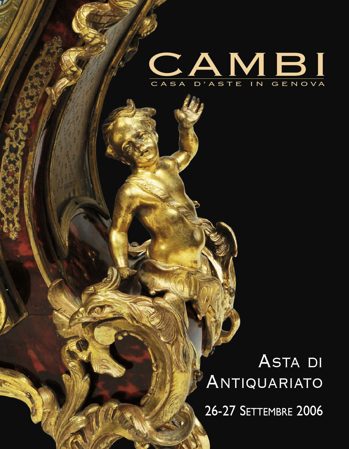 Asta 0057 by Cambi Casa d Aste - issuu 6660fed22e9