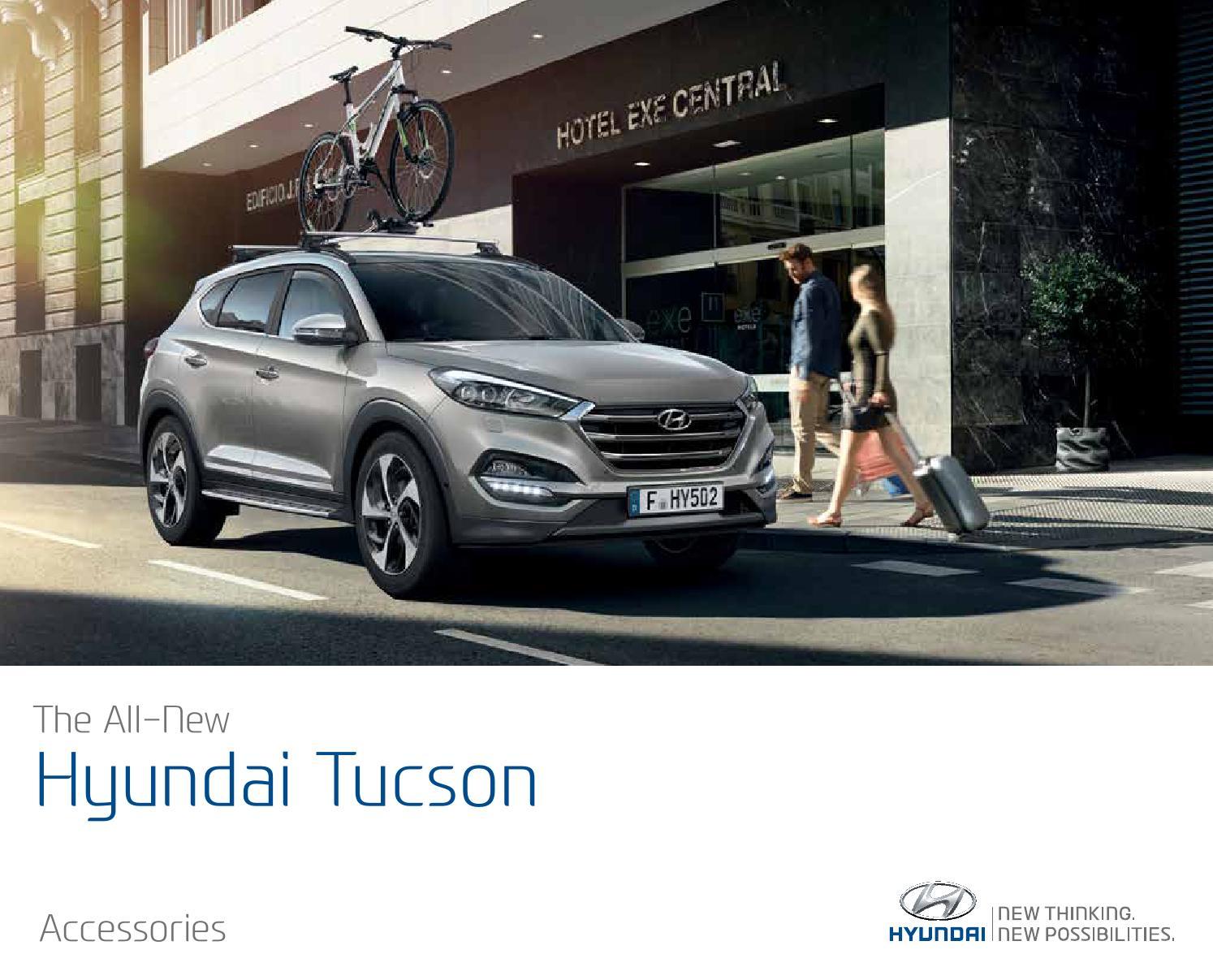 Genuine Hyundai Tucson Boot Liner 2015 On D7122ADE00