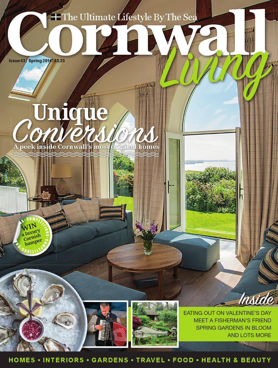 Cornwall Living 43 By Engine House Media Issuu