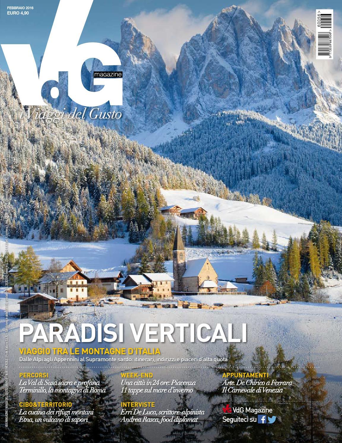 VdG febbraio 2016 by vdgmagazine issuu
