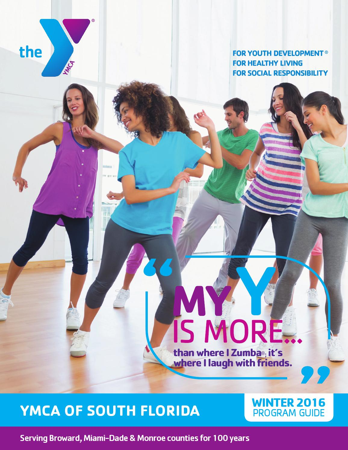 ymca winter 2016 program guide by ymca of south florida issuu