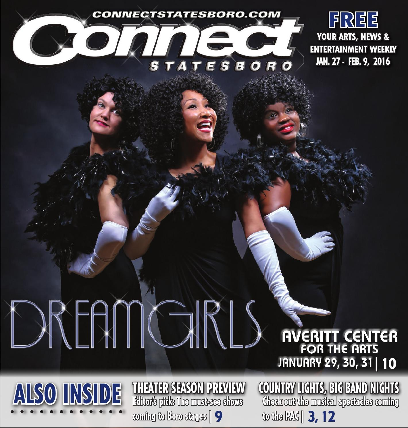 Connect Statesboro January 27 - February 09 by Statesboro Herald - issuu