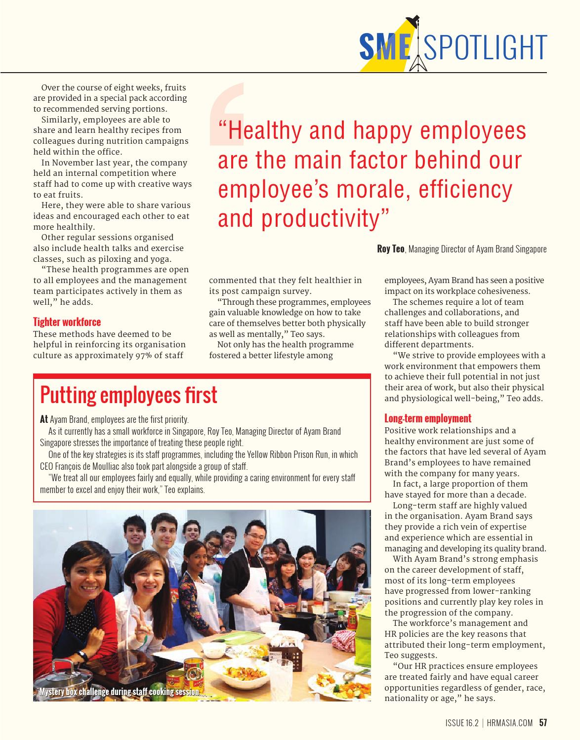 Hrm 16 2 Are You Fit For The Future By Hrm Asia Issuu