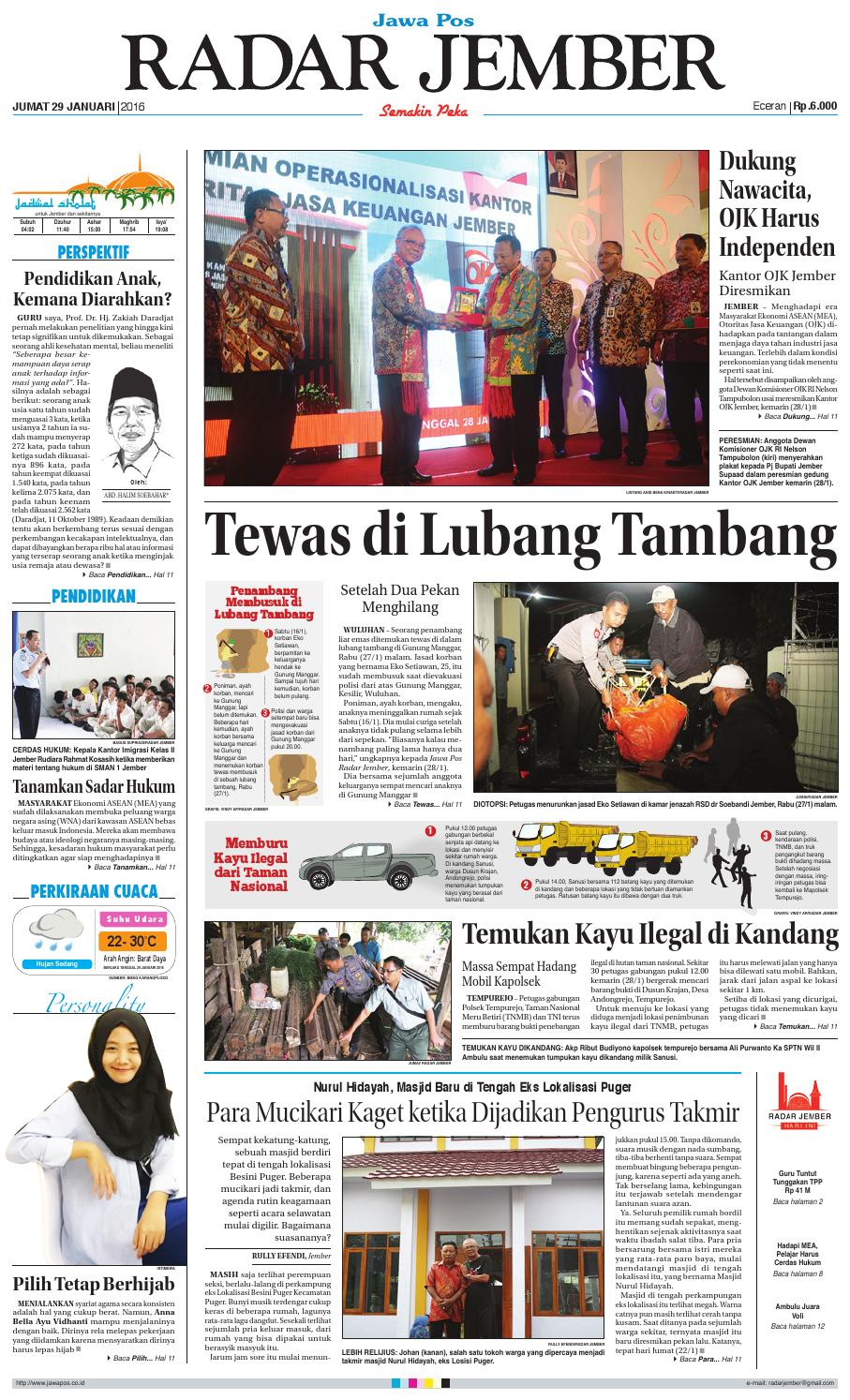 290116 rj by radar jember online issuu