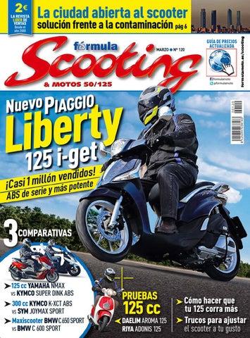 26124b074e7 Scooting Nº 120. Febrero - Marzo 2016 by LIDER - issuu