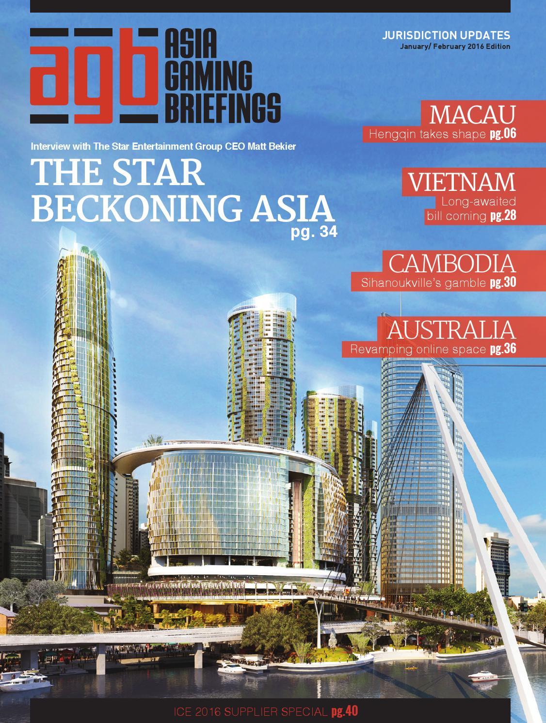 Asian gambling briefing ballroom casino niagara