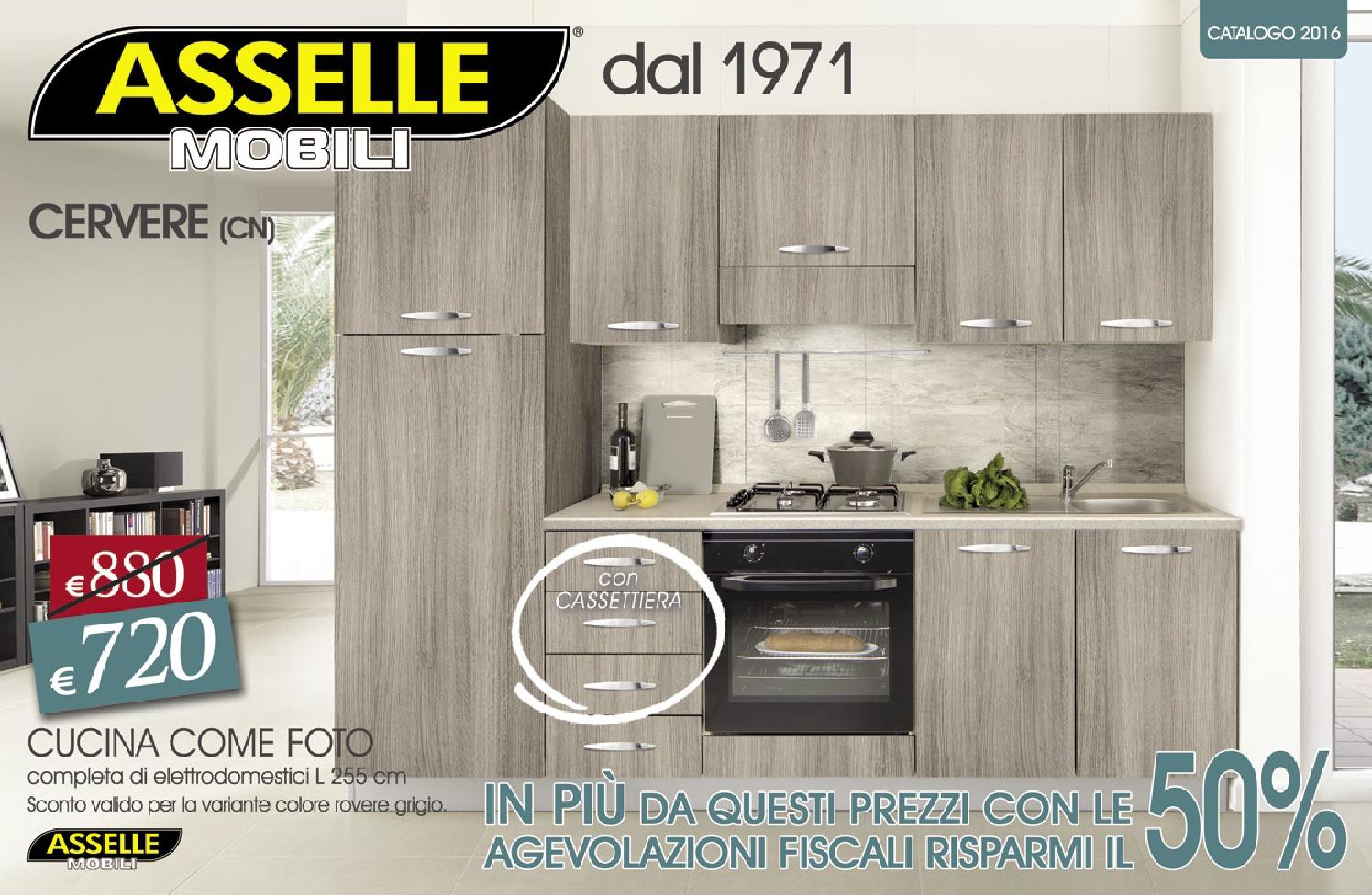 Asselle mobili catalogo 2016 by Asselle Mobili - issuu