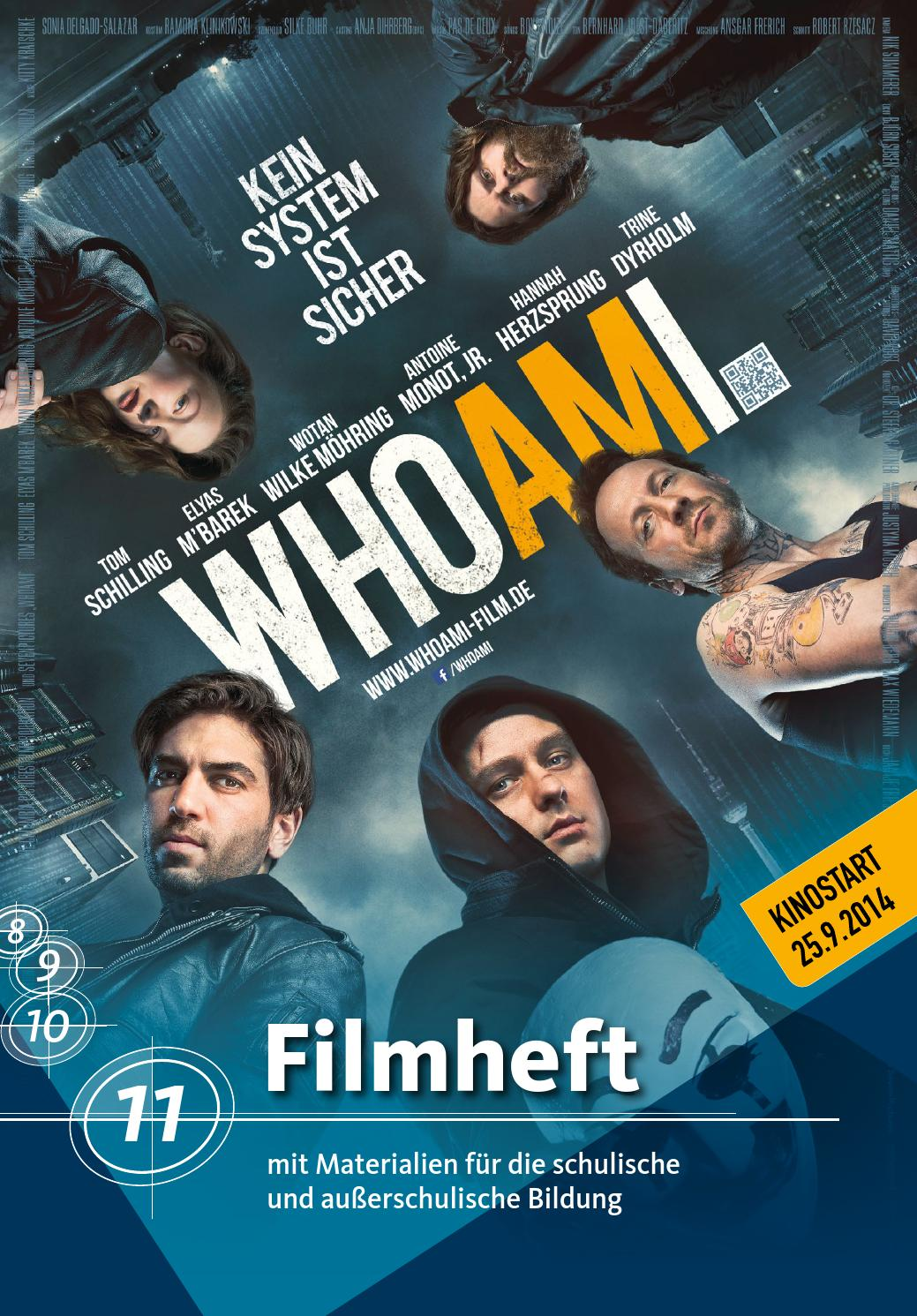 filmheft who am i by vision kino issuu. Black Bedroom Furniture Sets. Home Design Ideas