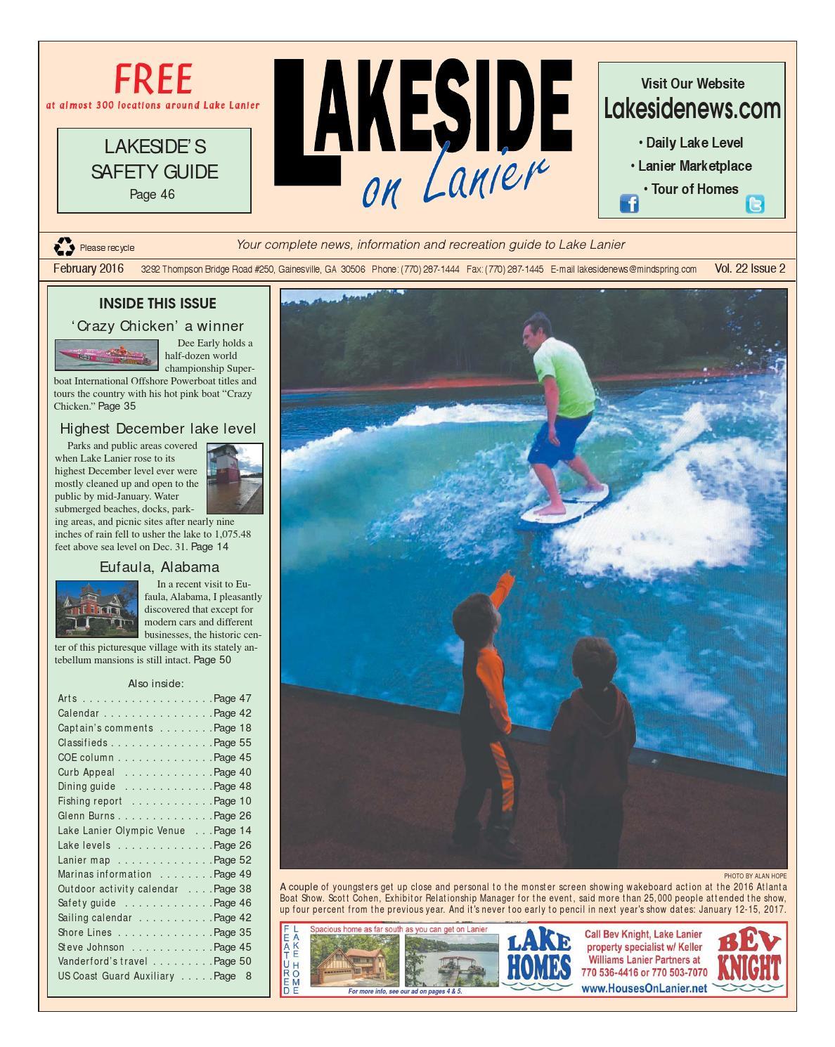 Lakesideonlanierfebruary2016 by Lanier Publishing Inc  - issuu