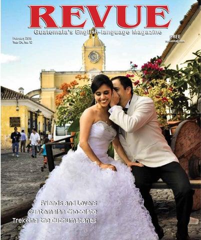 010fc7ff3 Revue Magazine, February 2016 by Revue Magazine - issuu