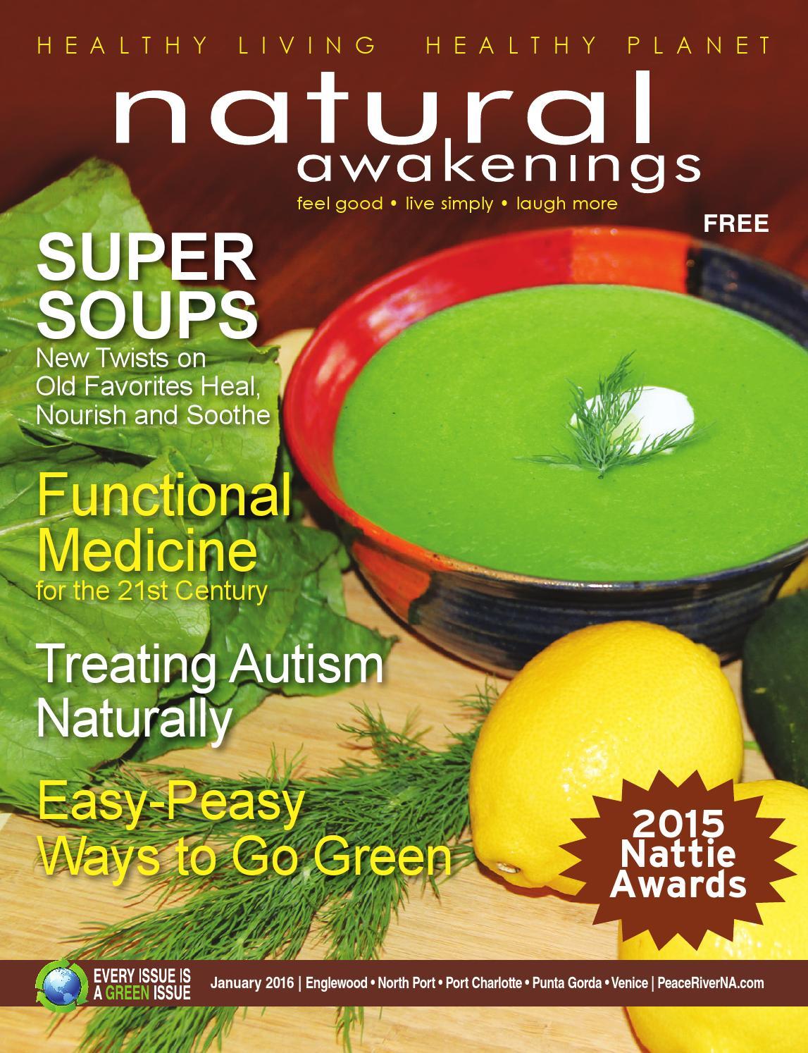Natural Awakenings Free Magazine