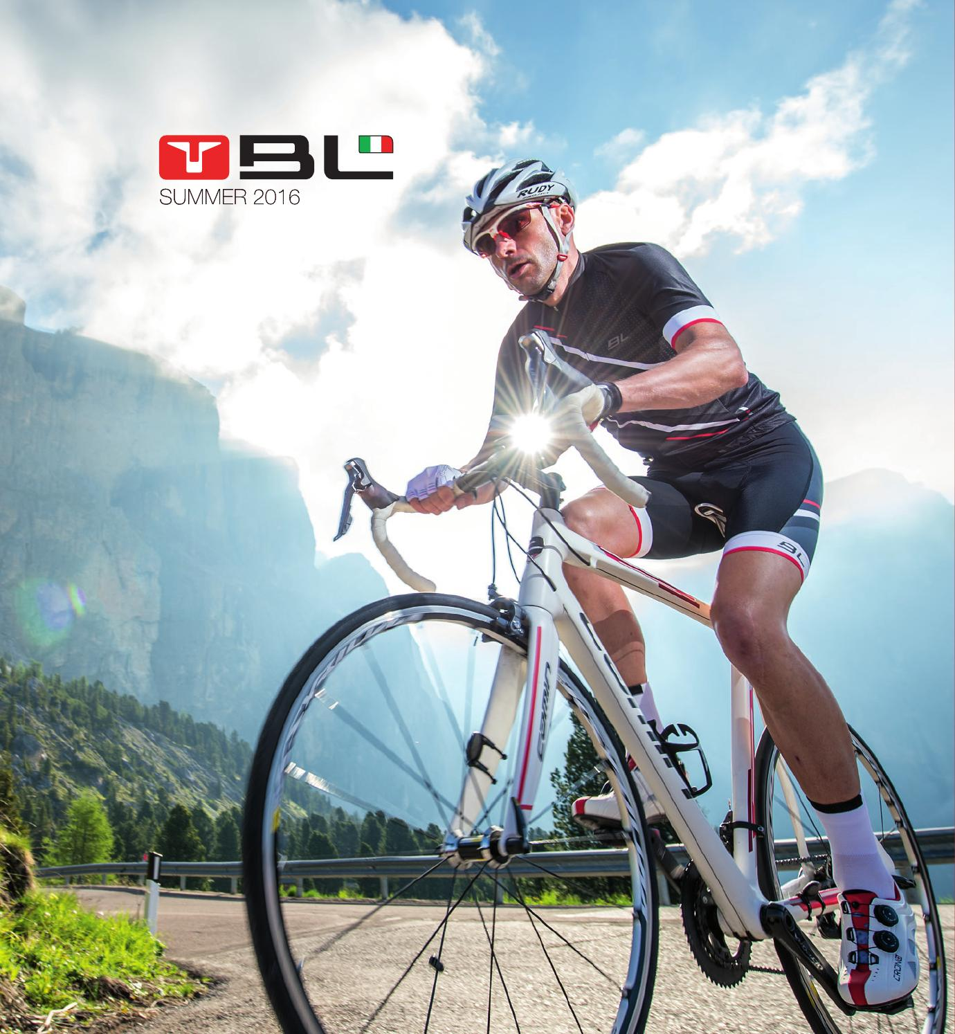 e3ff3d92247 2016 Spring- Summer BL Bicycle Line cycling clothing catalogue by ...
