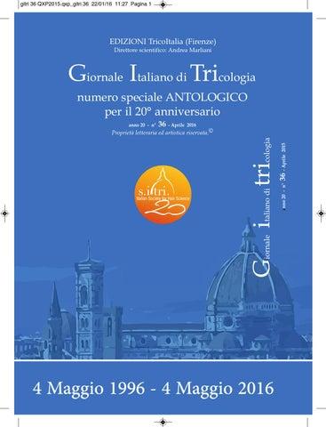 Giornale Italiano di Tricologia numero 36 by Società Italiana di ... d3cab4012d73