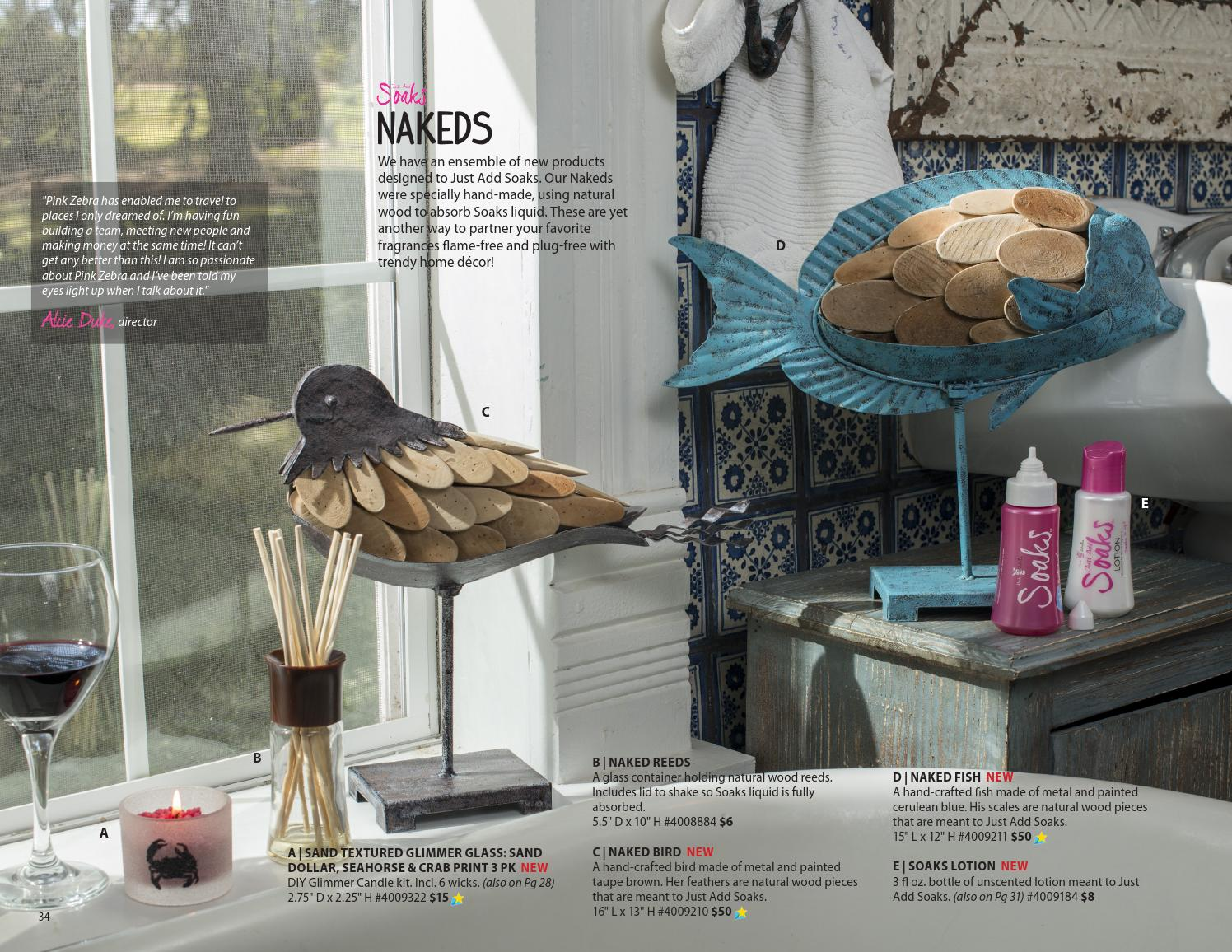 spring summer 2016 catalog by pink zebra home issuu