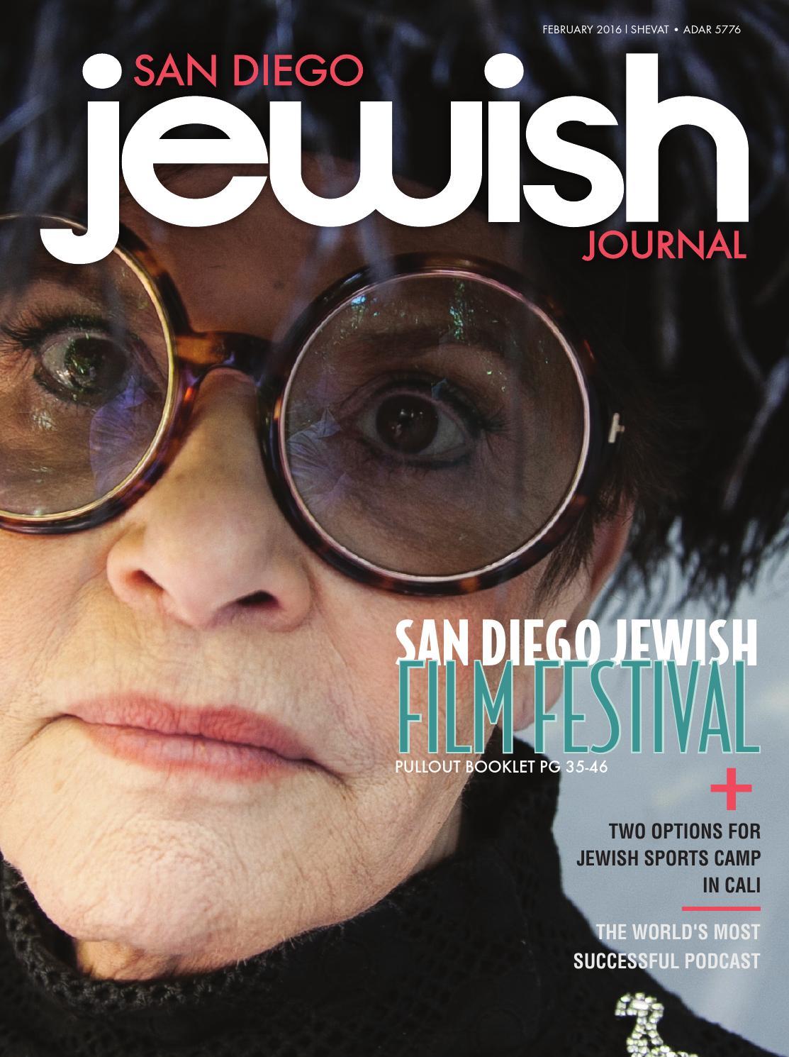 fe279fc558 San Diego Jewish Journal February 2016 by San Diego Jewish Journal - issuu