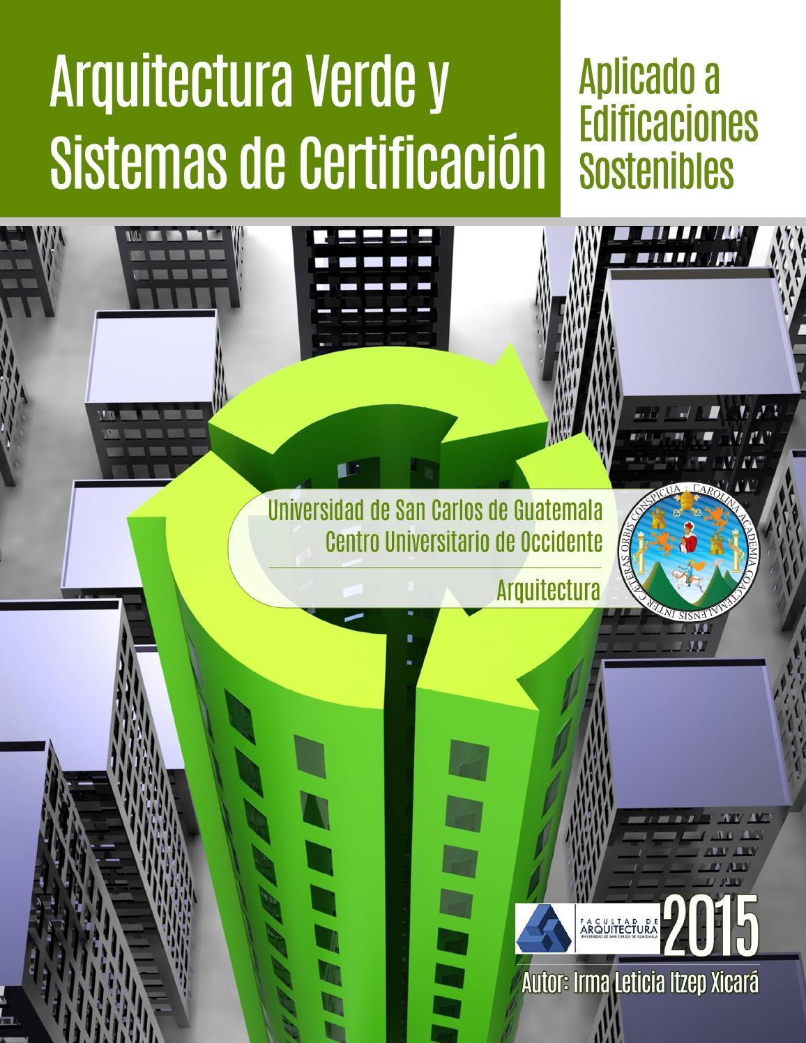 verde y sistemas de aplicado a sostenibles by luisfer castillo issuu