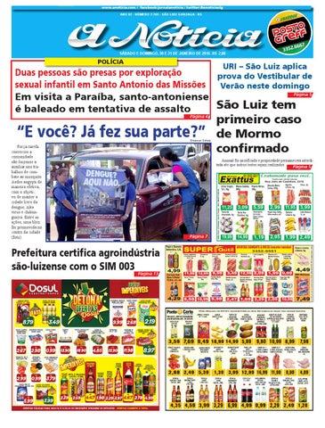 Edição de 30 e 31 de janeiro de 2016 by Jornal A Notícia - issuu 24001df7e6c12