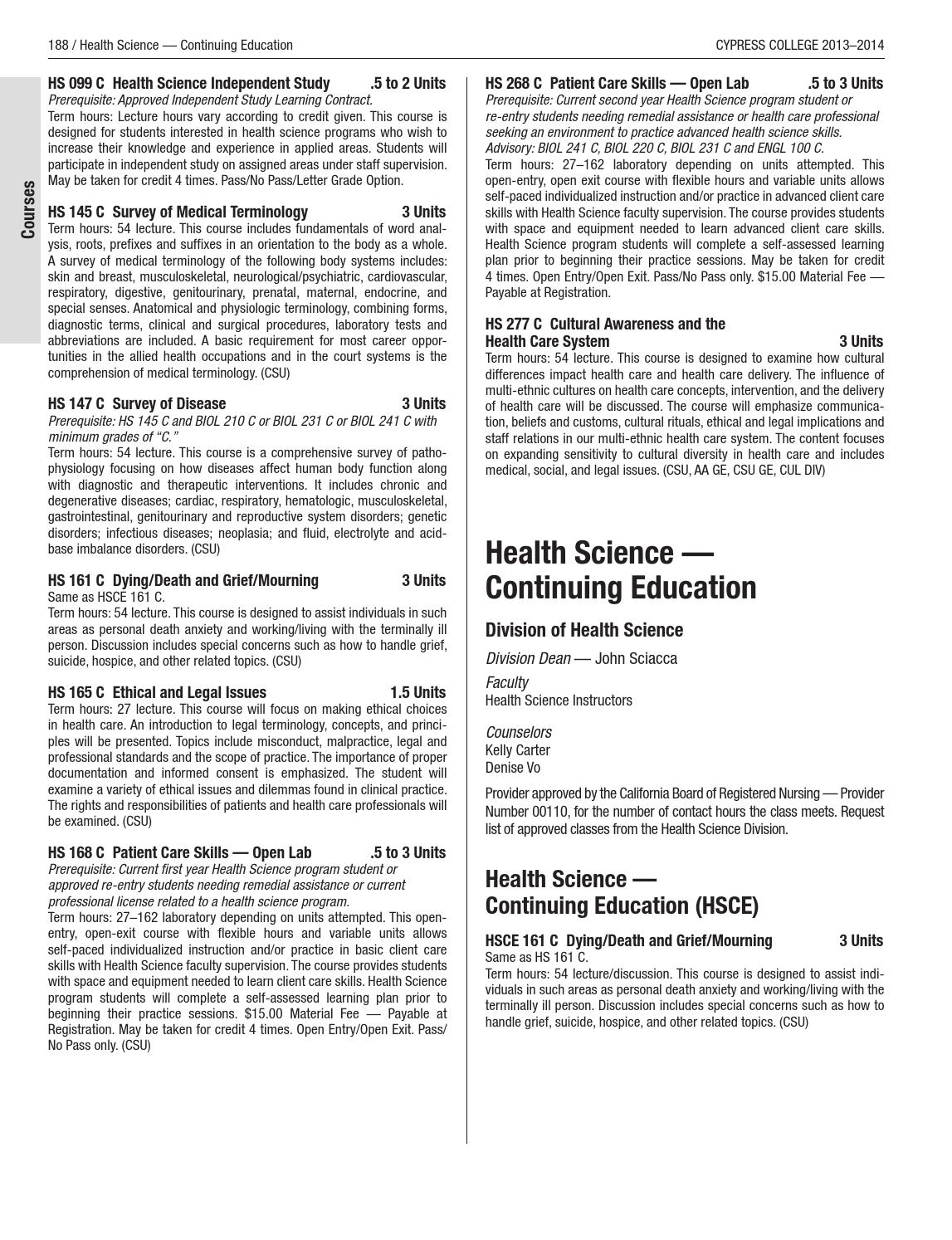 health related topics for discussion