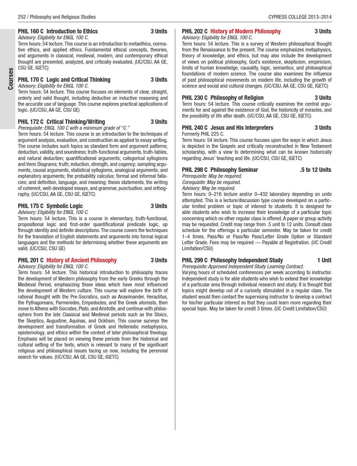 2013 14 cypress college catalog by cypress college issuu biocorpaavc Image collections