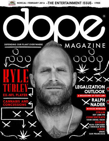 Feb 2016 Norcal By Dope Magazine Issuu