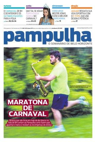 5b3567ff9 Pampulha - Sáb, 30/01/2016 by Tecnologia Sempre Editora - issuu