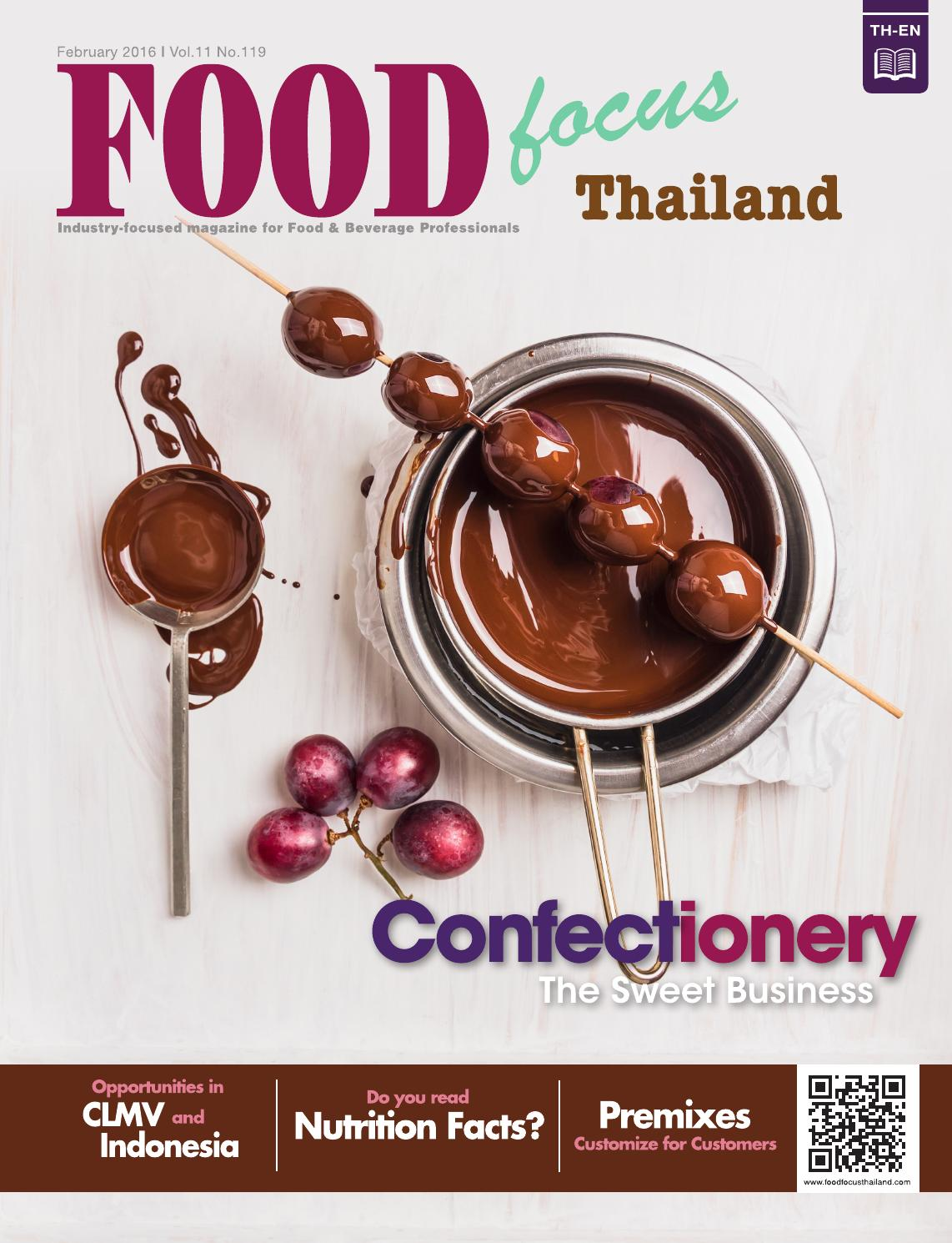 Foodfocusthailand no 119 February 16 by Food Focus Thailand