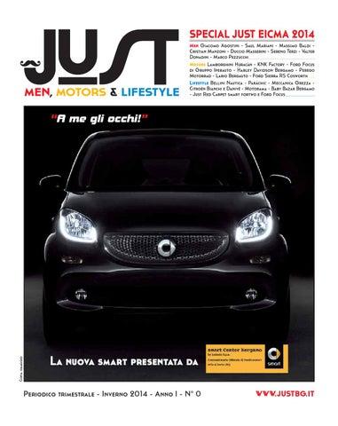 abae1de126 JUST - MEN, MOTORS & LIFESTYLE - numero 0 by Just Magazine - issuu