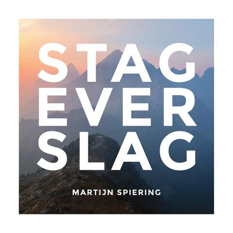 stageverslag opmaak Stageverslag by Martijn Spiering   issuu