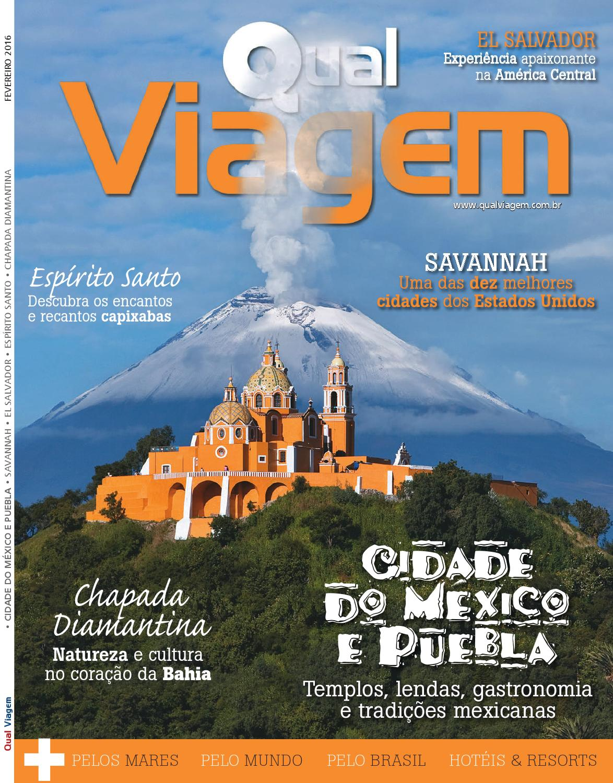 fb472ad3631 Revista Qual Viagem Edição 27 - Fevereiro   2016