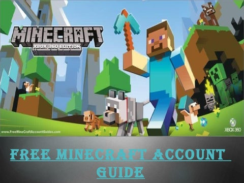 How to Get Minecraft Premium Account Generator With No Surveys by  annajohnson - issuu