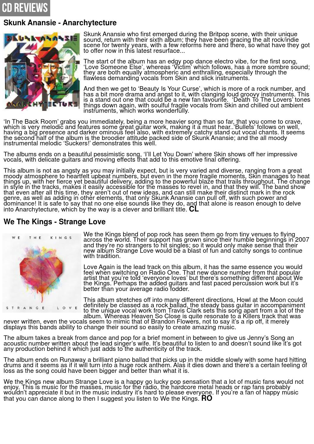 Issue 35 of Stencil Mag by Stencil Mag - issuu