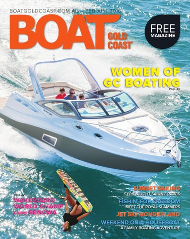 December The Fishing Paper Hunting News By The Fishing - Decals for boats australiaboat wrapsbonza graphics australia
