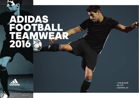 Adidas Teamsport Katalog 2016 by Hofbauer Teamsport Simbach