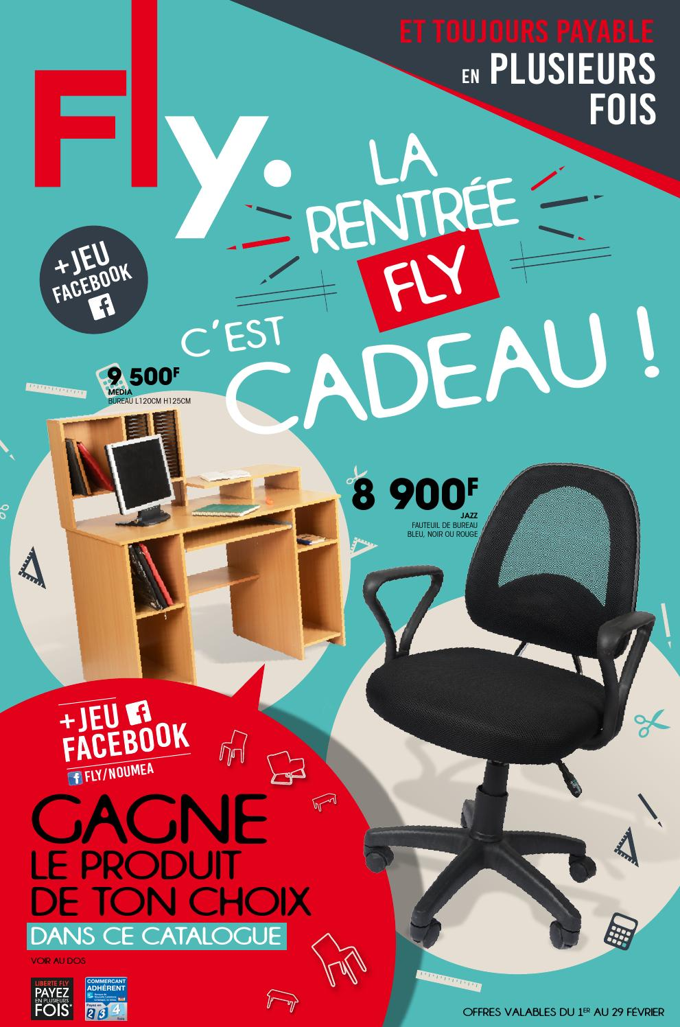 catalogue fly rentree 2016 by cliquez ici issuu. Black Bedroom Furniture Sets. Home Design Ideas