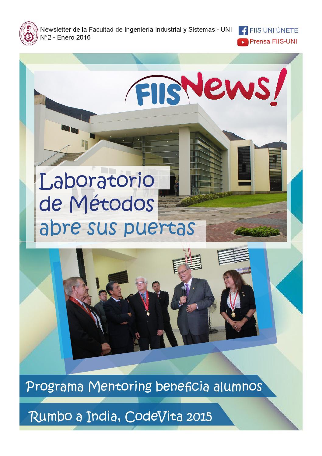 FIISNEWS N°2 by PAC Comunicaciones (Editores revistas, libros de ...