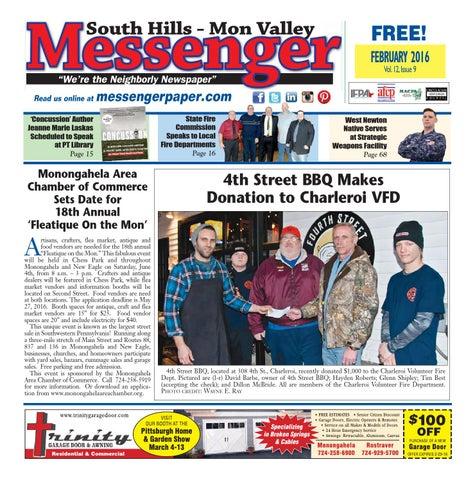 80d6598e805be South Hills Mon Valley Messenger February 2016 by South Hills Mon ...
