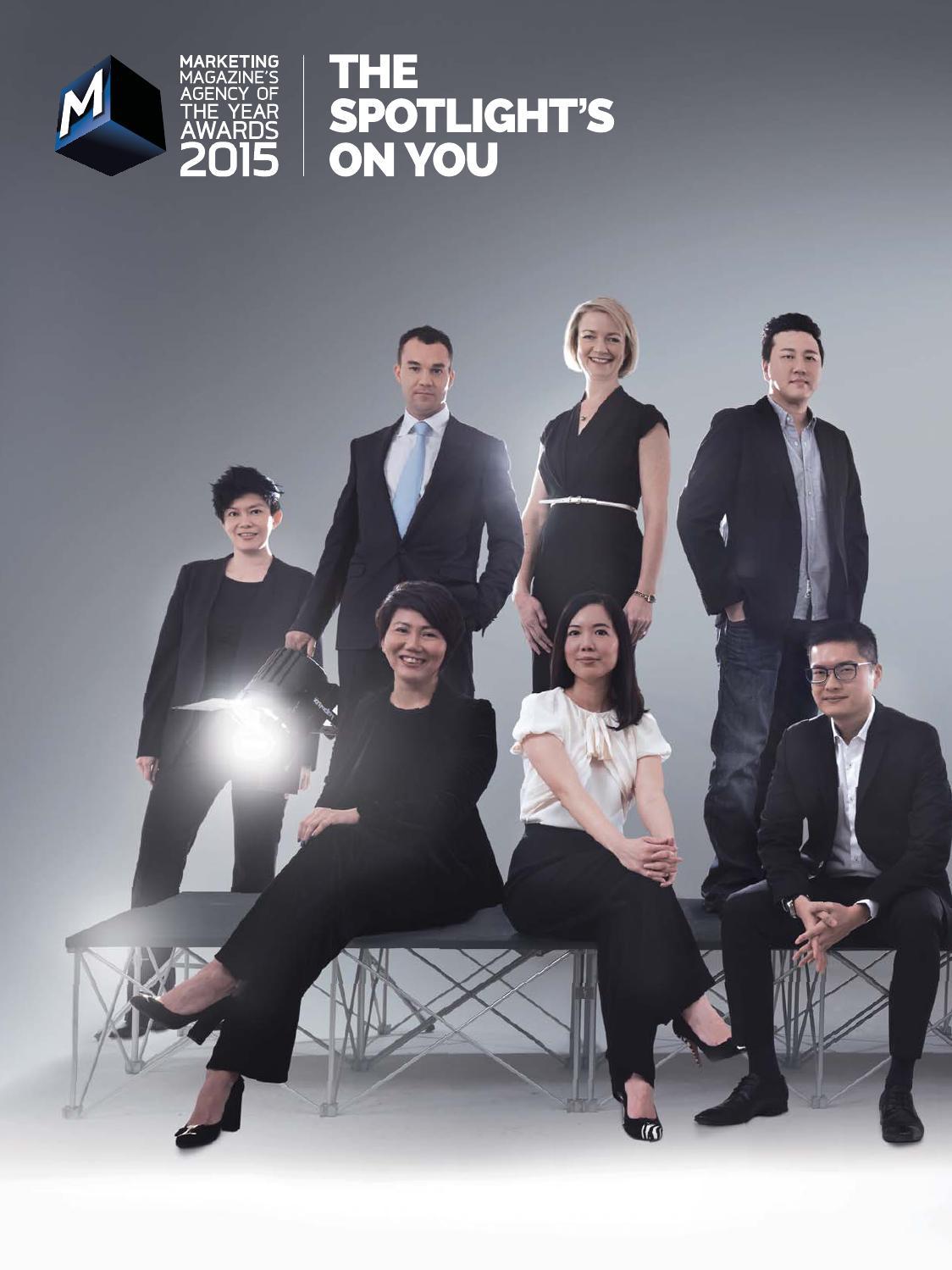 3d33cf88c23 Marketing Magazine SG - AOTY 2015 by Marketing Magazine Group - issuu