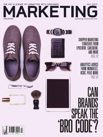 Marketing Magazine SG - Jul 2015