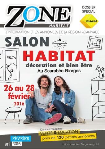 Mag zh7 web by Ptit Roannais - issuu