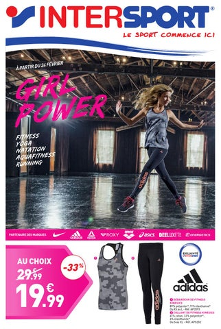 0c9ee116797a7 INTERSPORT - Girl Power (20 pages) by INTERSPORT France - issuu
